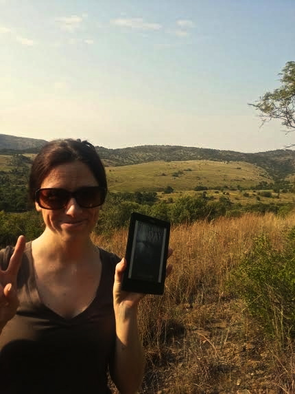 The Steven Moore Author I Have Lived Today World Book Tour,  Magaliesberg, South Africa